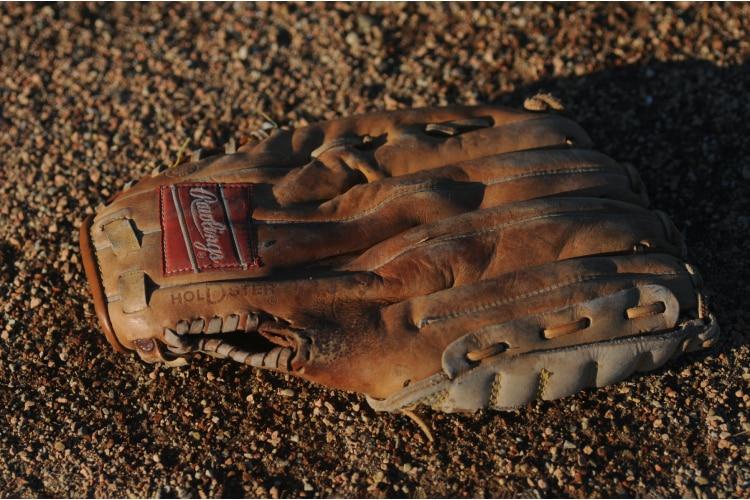 Clean A Baseball Glove