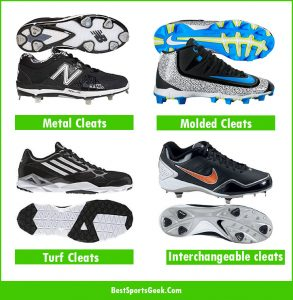 best baseball cleats for pitchers