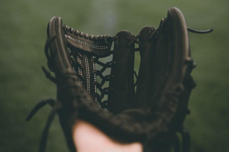 2nd Baseman Glove Webbing