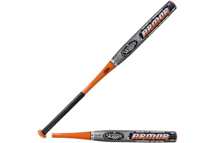 Louisville Slugger Armor Best Slowpitch Softball Bats
