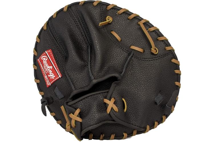 Four-finger Infielders Training Glove