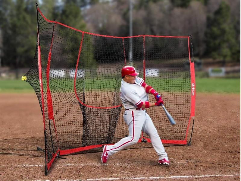 portable baseball backstop