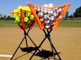 Baseball Ball Caddy for Training: 7 Excellent Products for You!