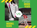 The Difference Between Soccer and Baseball Cleats: Which is Which?