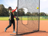 Softball Pitchers Screen Reviewed: Mound Protection on a Budget