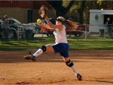 Softball Pitching Mat: Indoor Pitching Training Made Easy!