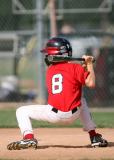 The Easton Beast Pro Youth Baseball Bat