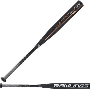Rawlings 2019 Quatro Pro USA Youth Baseball Bat Review