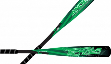 2019 Anderson Techzilla S Series Hybrid Youth Baseball
