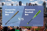 Which one is better composite vs aluminum bats review
